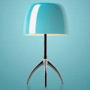 Modern Blue Table Lamps