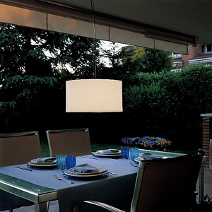 Commercial LED Patio Lighting