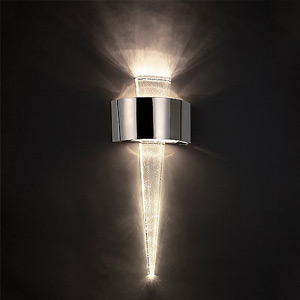 Modern & Contemporary Crystal Wall Sconces