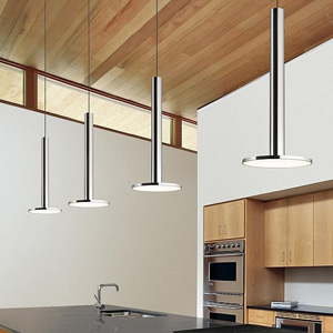 Modern & Contemporary Silver Pendant Lighting