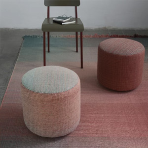 Living Room Poufs