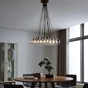 Presidents Day Sale Chandeliers + Linear Suspension
