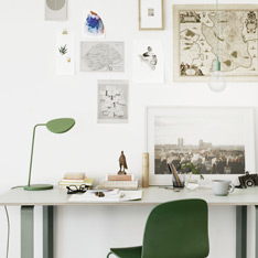 Office How to Light a Home Office