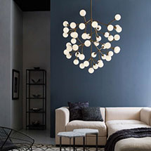 chandeliers living room flush mount ceiling lights - Living Room Light