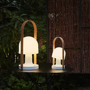 Floor + Table Lamps Outdoor Table Lamps