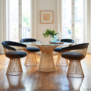 Knoll Dining Chairs