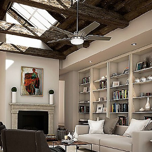 Led lighting fixtures energy efficient lighting ylighting led ceiling fans aloadofball Image collections