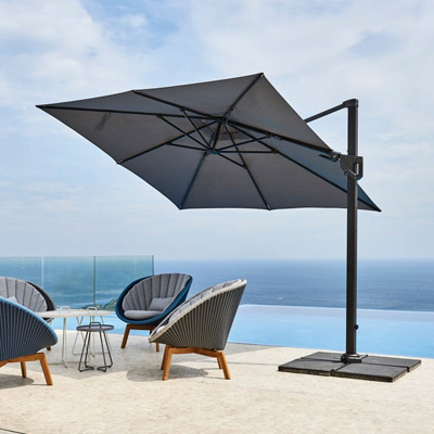 Outdoor Accents + Decor Outdoor Umbrellas