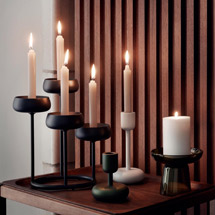 Home Accessories + Decor Candles + Candlestick Holders