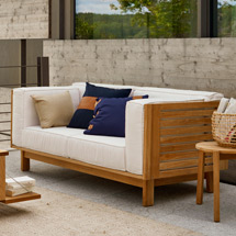 Outdoor Furniture Outdoor Standard Sofas