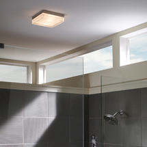 Bathroom Flush Mount Ceiling Lights
