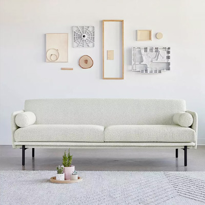 Living Room Furniture Standard Sofas
