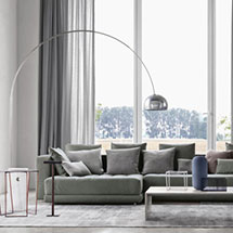 Living Room Lighting Floor Lamps