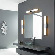 Bathroom Oxygen Lighting