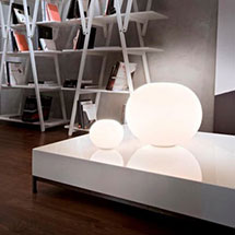 FLOS Glo-Ball Collection