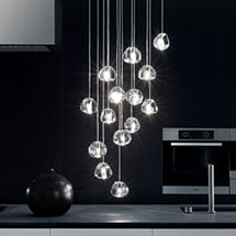 Modern pendant lighting contemporary pendant lights ylighting multi light pendant lights aloadofball Gallery