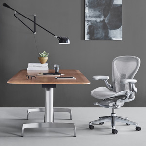 Herman Miller Office Chairs + Stools