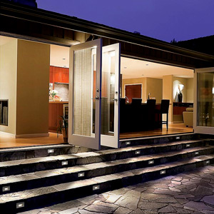 Outdoor Lighting Step Lights