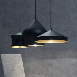 Tom Dixon Beat Light Collection