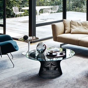 Knoll Coffee + Side Tables