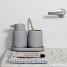 Home Accessories + Decor Bathroom Accessories