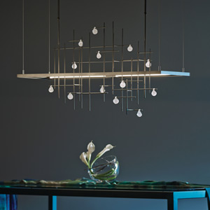 Hubbardton Forge Linear Suspension Lights