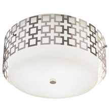 Robert Abbey Flush + Semi-Flush Mount Ceiling Lights