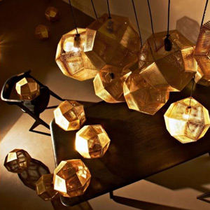 etch collection tom dixon copper shade collection - Tom Dixon Lighting