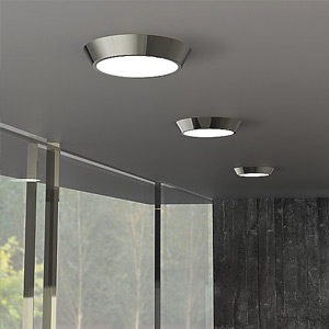 Designs for Small Spaces Low Profile Ceiling Lights