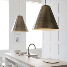 Visual Comfort Pendant Lights
