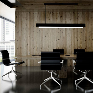 Office Linear Suspension Lights