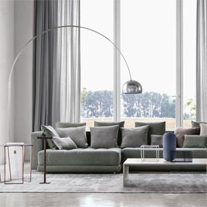 International Design Floor Lamps