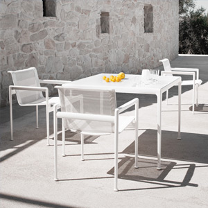 Mid-Century Modern Furniture Outdoor Dining