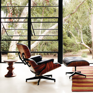 Herman Miller Eames Lounge Chairs