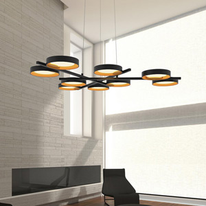 Labor Day Sale Chandeliers + Linear Suspension