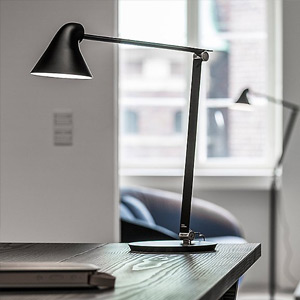 Black Desk Lamps