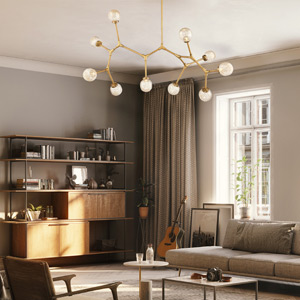 Modern Forms Pendant Lights + Chandeliers