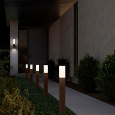 Modern Outdoor Landscape Lighting Amp Led Lights Ylighting
