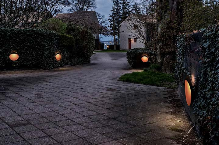 Save on Outdoor Lighting